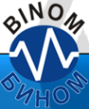 Логотип компании Бином