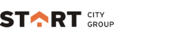 Логотип компании START CITY GROUP