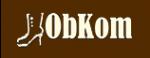 Логотип компании ObKom салон по ремонту обуви