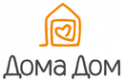 Логотип компании Дома Дом