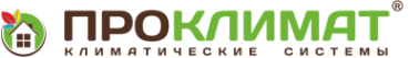 Логотип компании ПроКлимат компания по продаже
