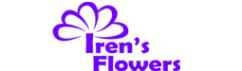 Логотип компании Iren`s Flowers