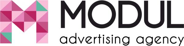 Логотип компании Модуль