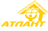 Логотип компании Атлант
