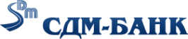 Логотип компании Сдм-банк