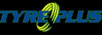 Логотип компании TYRE PLUS