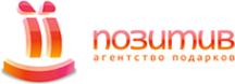 Логотип компании Агентство подарков Позитив