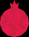 Логотип компании Гранат