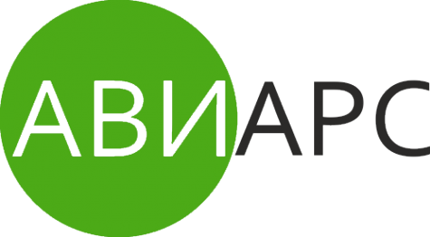 Логотип компании АВИАРС