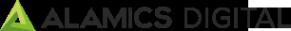 Логотип компании Alamics Digital