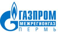 Логотип компании Газпром межрегионгаз Пермь