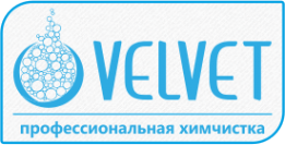 Логотип компании Вельвет