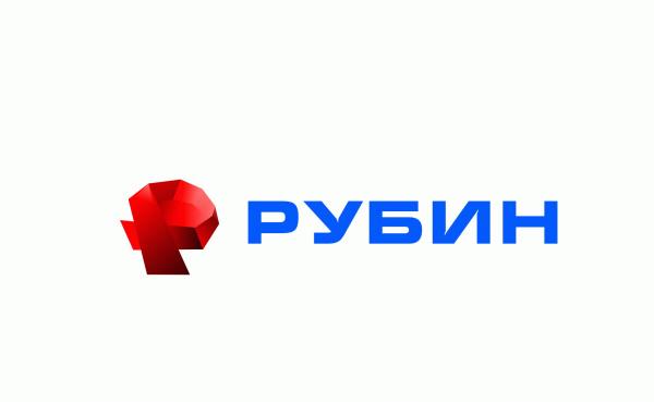 Логотип компании Рубин