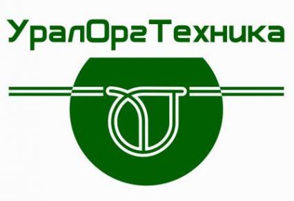 Логотип компании УралОргТехника