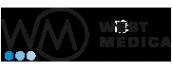 Логотип компании West Medica