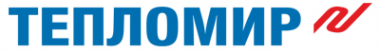 Логотип компании «Тепломир»