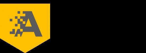 Логотип компании ABG просто получай клиентов