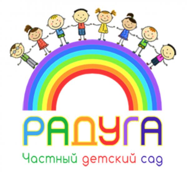 Логотип компании ЧДОУ Радуга